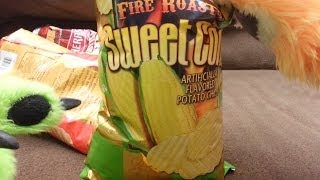 Wacky Potato Chip Flavors - Herr's Baby Back Ribs, Sloppy Joe And Sweet Corn? | 2 Furries On A Couch