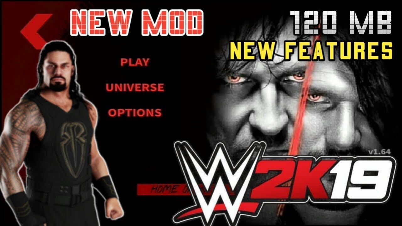 11 82 MB) New Mod! Wr3d Royal Rumble Mod | by NFZ | Wwe Wr3d