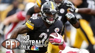 Le'Veon Bell is taking a calculated risk with return I Pro Football Talk I NBC Sports