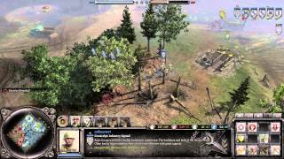 COH2 : The Western Front Armies 2v2 Multiplayer Gameplay -  Soviet Domination