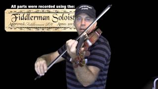 Section 2 - Fiddlerman Pachelbel Canon Project