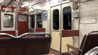 名鉄6500系  走行音  (常滑線始発:普通 金山行き)  発車シーン付き