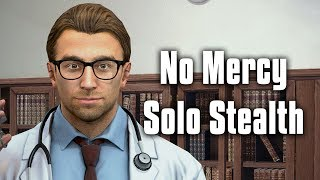 [Payday 2] No Mercy - Solo Stealth (civ pacifist)