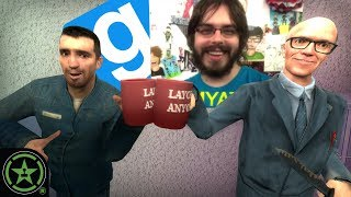 THE MUG CLUB - Gmod: Murder - Ju-Lie | Let's Play