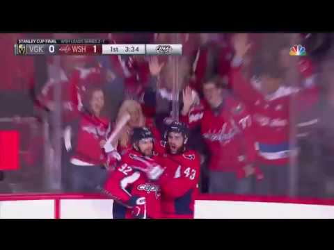 Wilson's Game 4 Stanley Cup Final Goal