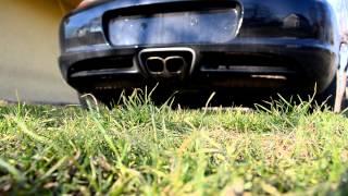 Porsche cayman s sound
