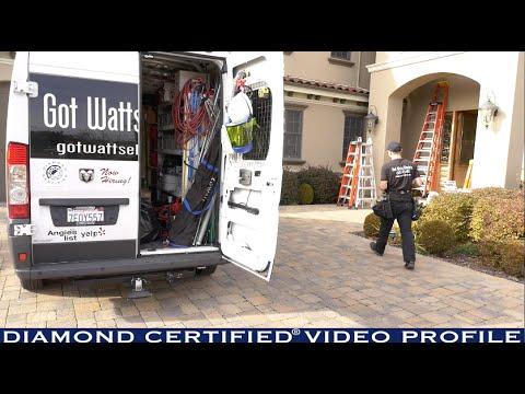 Got Watts Electric – Diamond Certified Video Profile