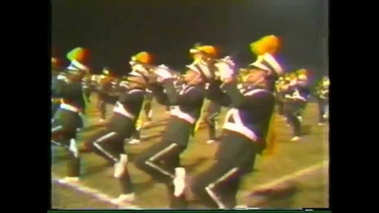 Falls Church HS (VA) Marching Band at 1979 MBA National Championship - YouTube