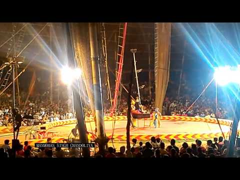 World Best Asiad Circus  of jaipurrajasthan,INDIA with  original music