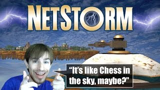 FIRE THE CLOUD CANNONS! | Netstorm: Islands at War