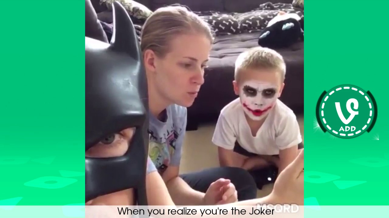 Download Try Not To Laugh Or Grin While Watching BatDad Vines Compilation 2016 !!