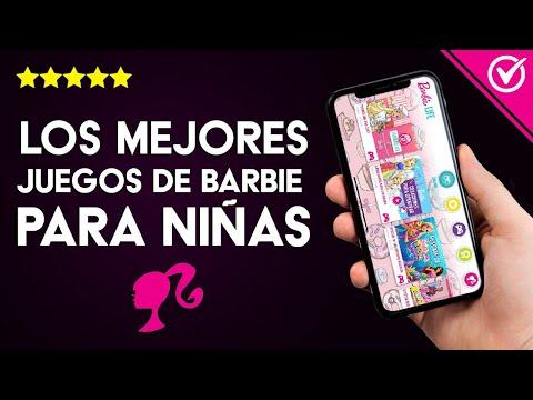 Los Mejores Juegos de Barbie para Niñas - Juegos de Vestir, Peinar y Maquillar para Móvil Android