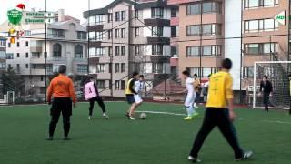 1.Ultrankara - 2.Kırmızı şeytanlar / Ankara / iddaa Rakipbul Ligi 2015 Açılış Sezonu