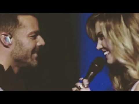 Download Vente Pa'ca  -  Ricky Martin  fT Delta Goodrem sub español
