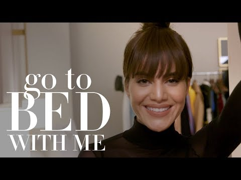 Camila Coelho's Nighttime Routine | Go To Bed With Me | Harper's BAZAAR