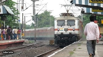 Rajdhani express full speed   Rajdhani express   Rajdhani evening up   Rajdhani  Electric locomotive