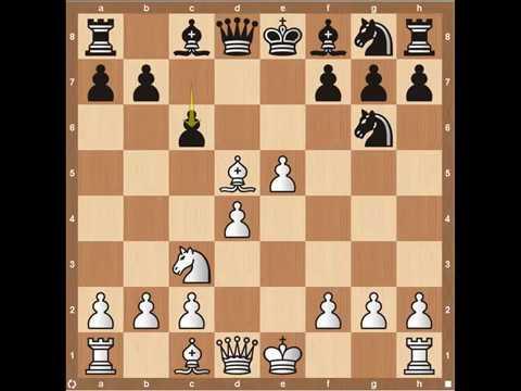 Chess Openings- Halloween Gambit