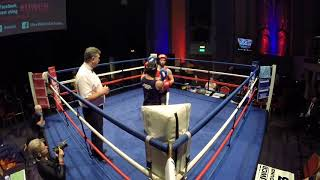 Ultra White Collar Boxing | London | Ring 2 | Peter Foynes VS Rafael Dias
