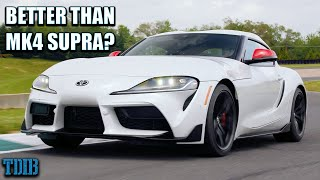 2020 TOYOTA SUPRA REVIEW! - Worthy of the Supra Name?