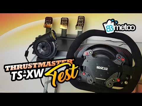 Thrustmaster TS-XW Racer Sparco P310 Competition Mod | Mein Rennsimulator