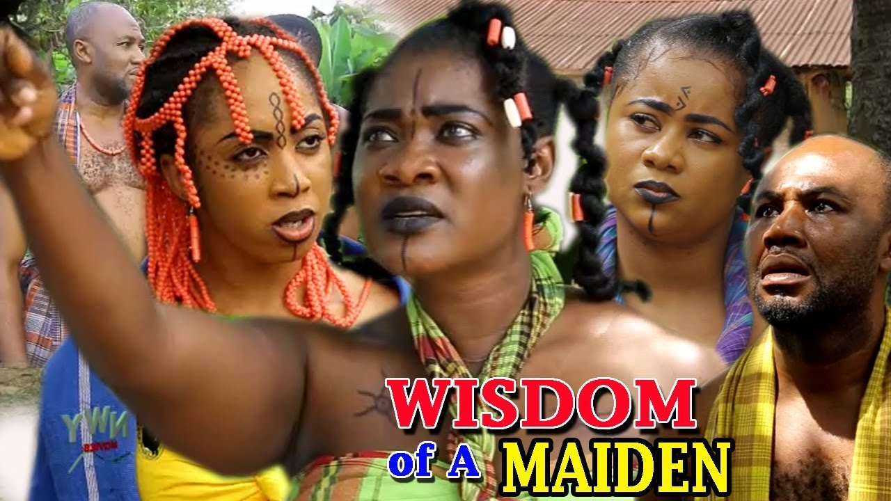 Download Wisdom Of A Maiden Season 1 - (New Movie) 2018 Latest Nollywood Epic Movie | Latest Nigerian Movies
