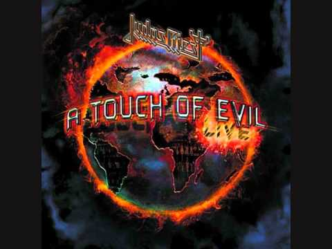 Judas Priest - Touch Of Evil (LIVE!)