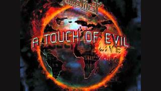 Judas Priest - Touch Of Evil (LIVE!)
