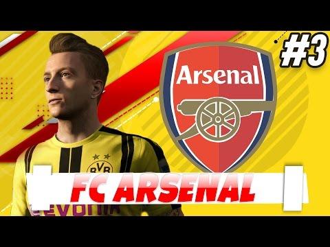 FIFA 17 THE JOURNEY - Wir treffen MARCO REUS und machen unser erstes TOR!  #03 - Sumas