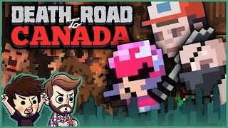 BORDER SIEGE!! - Death Road to Canada Rare Characters! (Part 8)