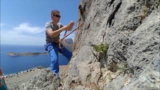 Kalymnos - obóz wspinaczkowy 2017