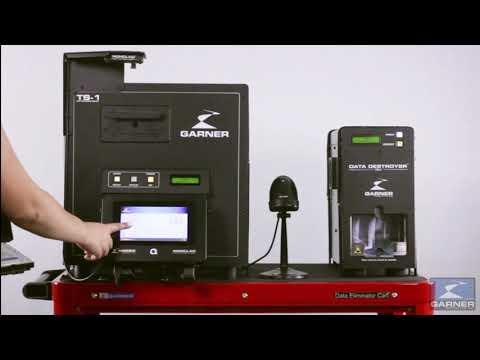 nsa-hard-drive-degausser:-garner-ts-1-with-ironclad-erasure-verification