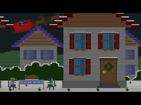 [FNaF Christmas Song] You Wish You Stayed At Home