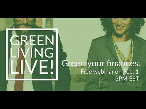 Green your finances!