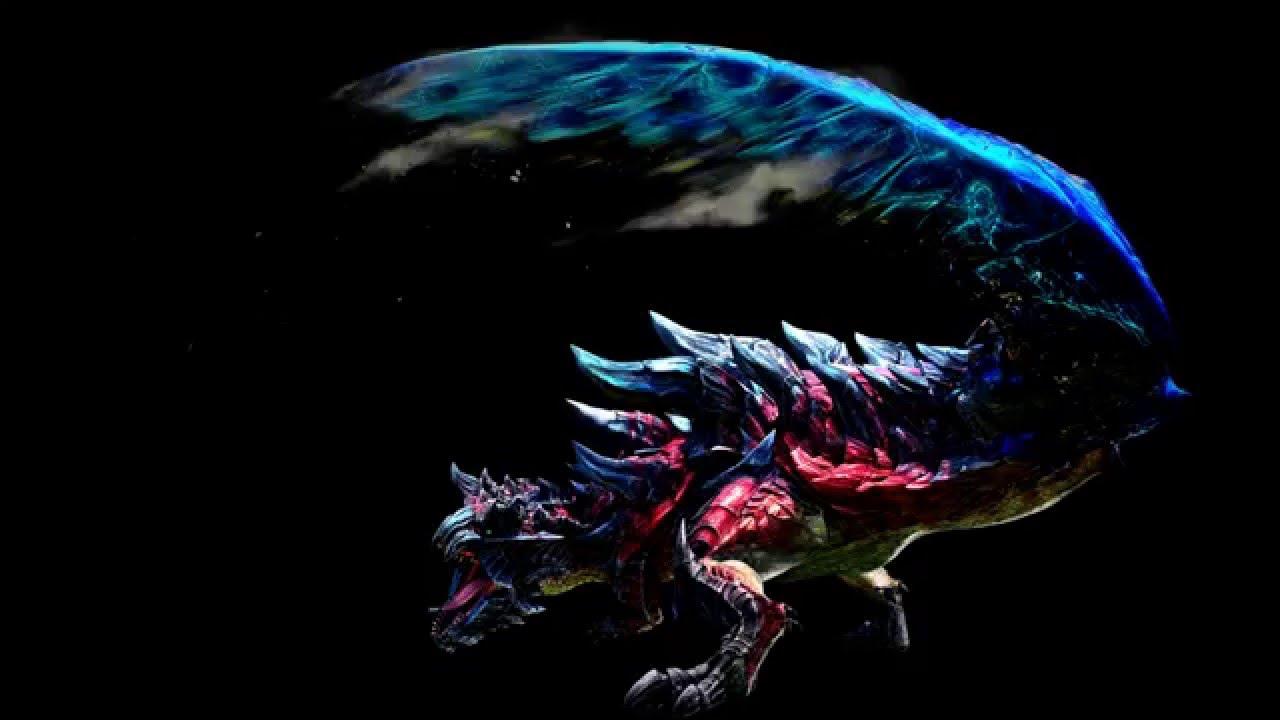 Google chrome themes hunter x hunter - Glavenus Battle Theme Monster Hunter X X