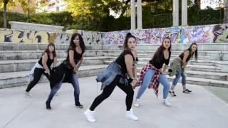 J Balvin - SAFARI Coreografía by Chaxi Rodríguez