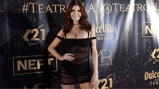 "Julia Lescova ""TEATRO LA"" Party Red Carpet"