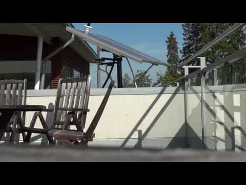 Dual Axis Solar Tracker With Online Energy Monitor: 11 Steps (with
