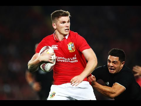 Owen Farrell Tribute - 2017