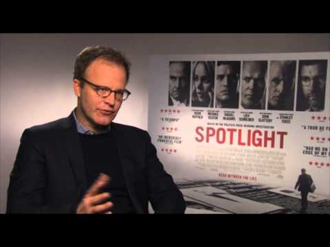 Spotlight Director Interview - Behind The Scenes With Tom McCarthy On The Oscar Nommed Movie