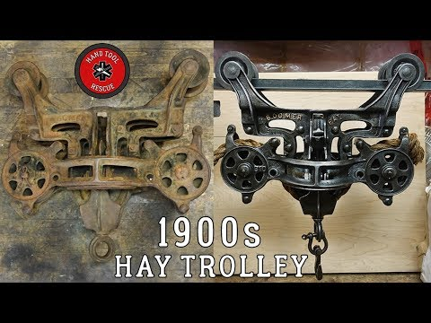 1900s Hay Trolley [Rescue]