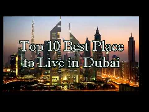 Top 10 Best Place to Live in Dubai ( 360 X 640 ) STA group
