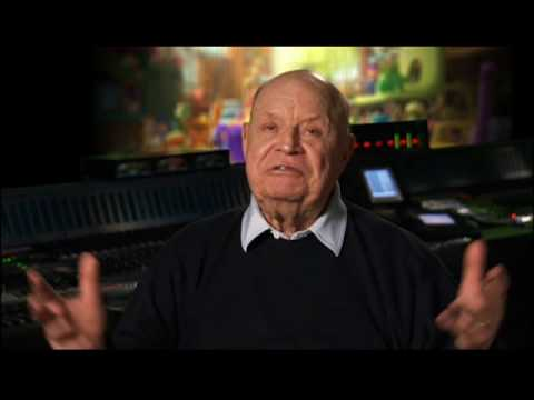 Interview with Toy Story 3 funnyman Don Rickles