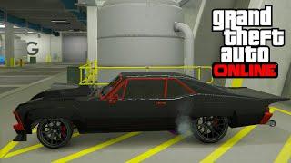 NEW $600,000 INSANELY FAST MUSCLE CAR! (GTA Online Free Roam)