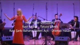 Hilal Yüzer UMUZDAŞ - Baharın Gülleri Açtı 2017 Video