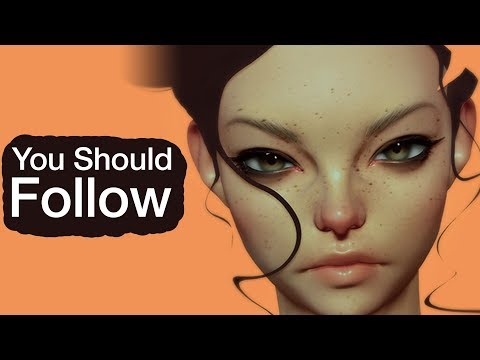 The 4 3D Artists That You Should Be Following