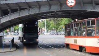spowodował wypadek na oczach policjantw zobacz video z wypadku drogowego