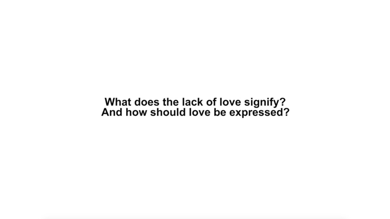 What can love be compared to?