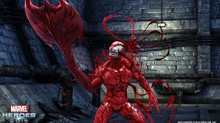 Carnage Joins Marvel Heroes 2015