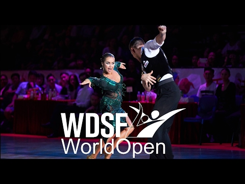 2016 World Open Latin Vienna | The Final Reel | DanceSport T