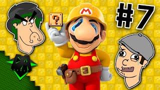 FUCK NUGGETS! | Super Mario Maker: PART 7 - DAGames